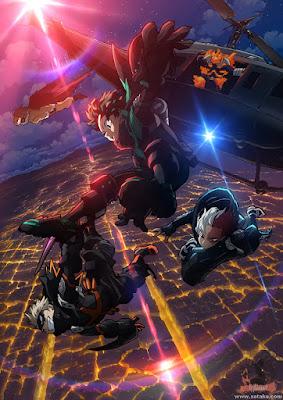 Boku no Hero Academia: Movie 3