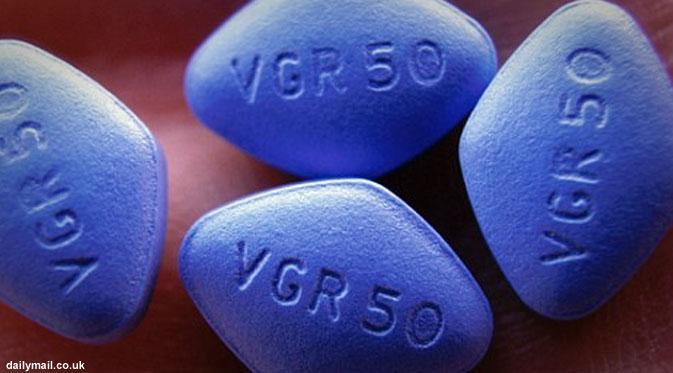 Viagra Juga Bisa Jadi Obat Jantung
