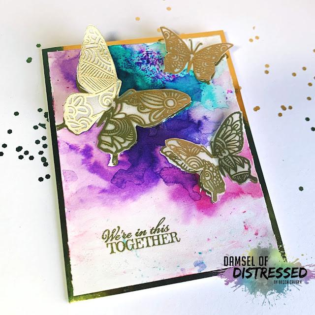 handmade-ken-oliver-color-burst-card-butterfly-stamped