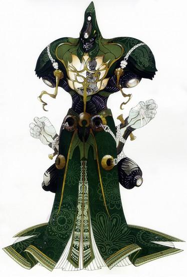 Hiroki Yasumoto como Raja Kaan