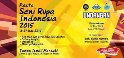 pesta seni rupa indonesia