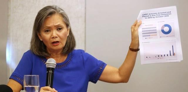 Usai Jumpa Pers Di Jakarta, Tokoh Oposisi Kamboja Diciduk Di Malaysia