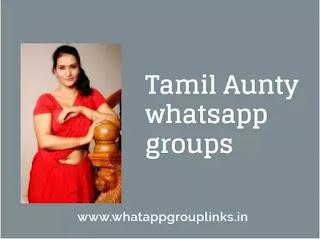 Tamil Aunty whatsapp group links