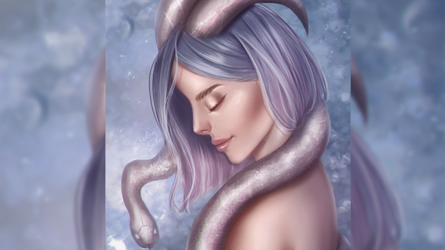 Pastel - Digital Painting Art