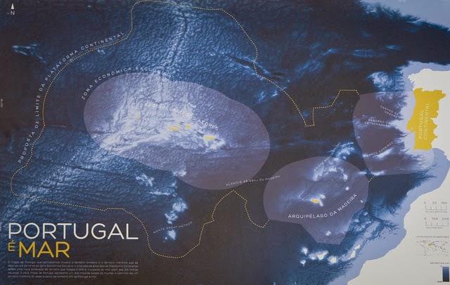 Portal Do Mar O Novo Mapa De Portugal Que Vai Estar Pendurado Nas