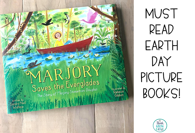 earth day reading activities for kids
