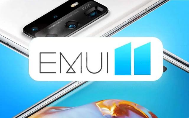 قائمة بهواتف هواوي التى ستحصل على واجهة EMUI 11 الجديدة
