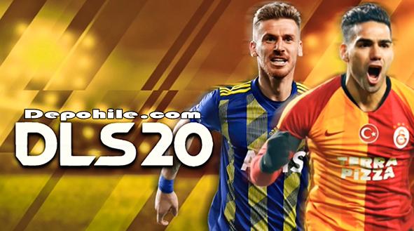DLS20 Süper Lig Modu İndir Yeni Menü, Kadrolar, Formalar