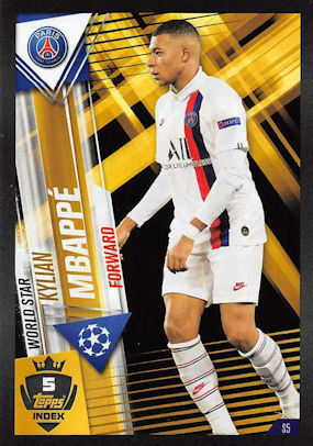 Shooting-Star Sebastian Vasiliadis Sticker 238 TOPPS Bundesliga 2019//2020