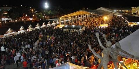 Show Festa do chocolate