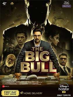 The Big Bull (2021)