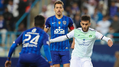 مشاهدة مباراة الهلال والفتح بث مباشر اليوم 31-10-2019 في الدوري السعودي