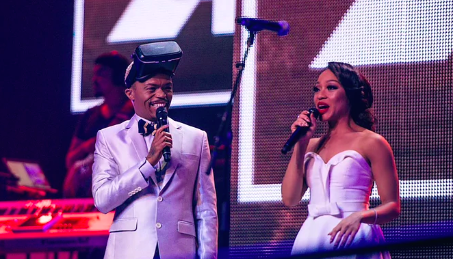Andile ncube dating somizi idols