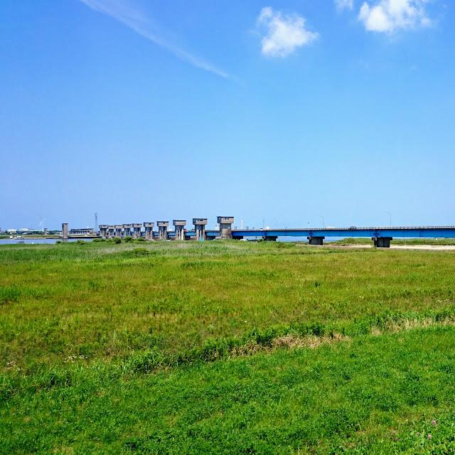 利根川河口堰
