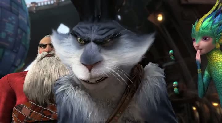 Free Download Rise of the Guardians Hollywood Movie 300MB Compressed For PC