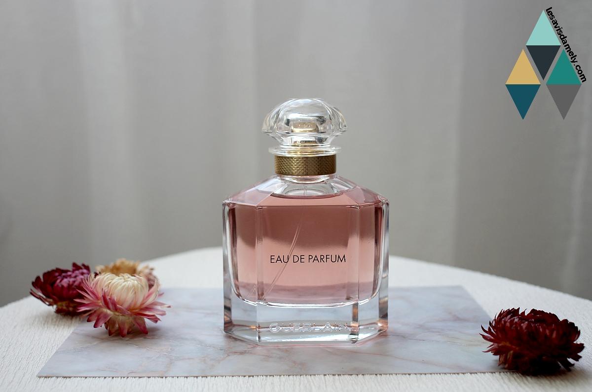 revue beauté fragrance eau de parfum mon guerlain