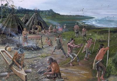 Pengaruh Kepercayaan Kehidupan Manusia Praaksara dengan Kehidupan Masa Kini