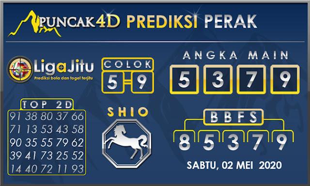 PREDIKSI TOGEL PERAK PUNCAK4D 02 MEI 2020