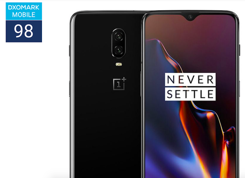 OnePlus 6T scored 99 points at DxOMark!