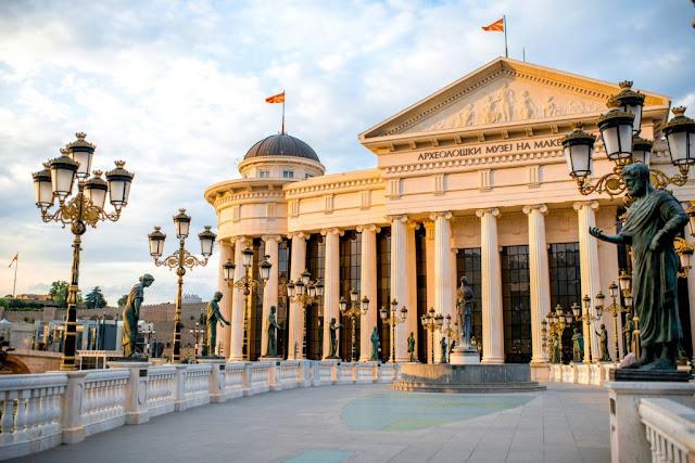 Σκόπια: Το μεγάλο παζάρι θυμίζει Λίβανο