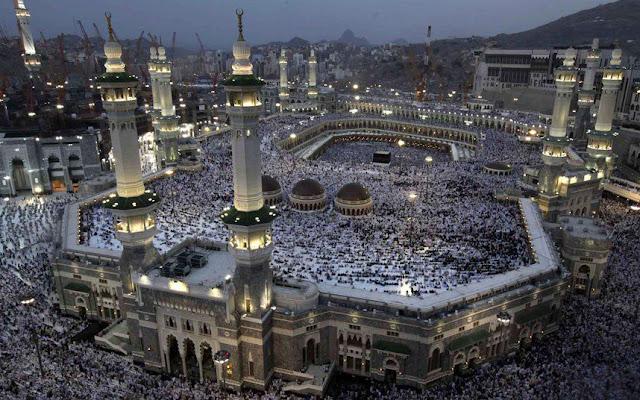 Masjid al Haram Masjid Suci Umat Islam