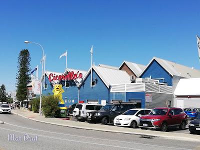 Cicerello's  best Fish n Chip in Fremantle Perth