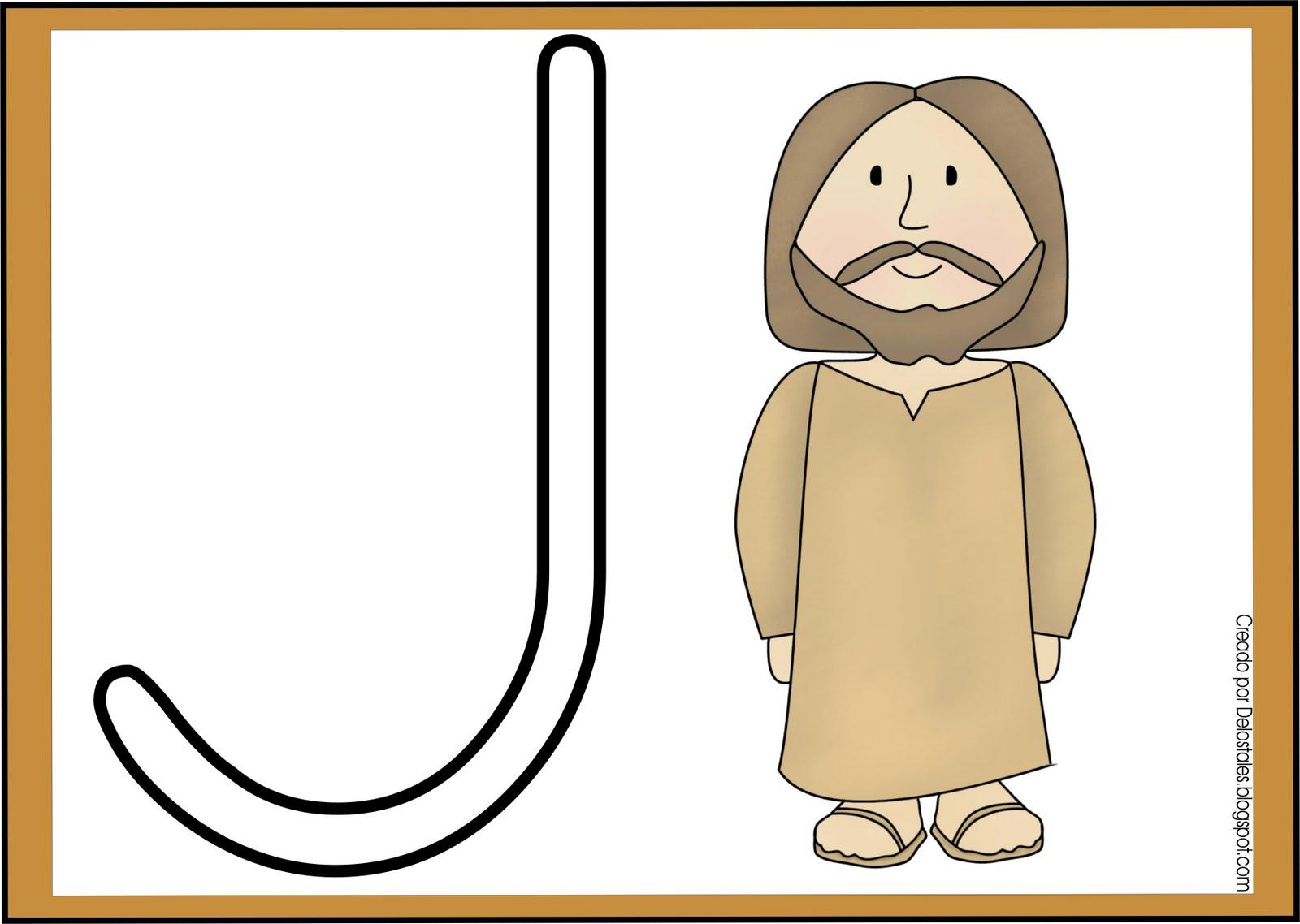 O Manancialzinho Jesus E A Letra J
