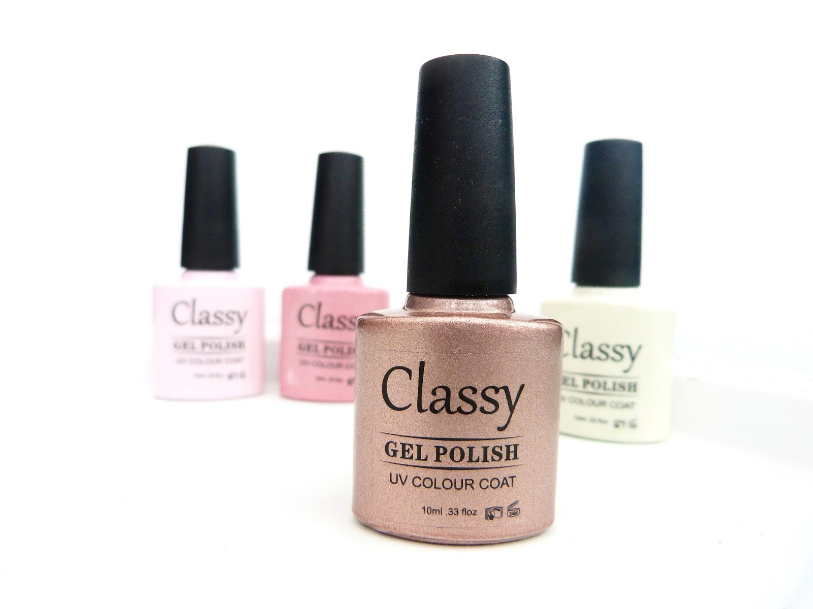 Dainty Alice Classy Nails Polishes