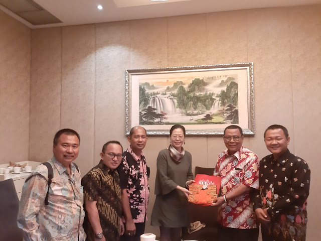 Posisi Lampung Penting Bagi Tiongkok