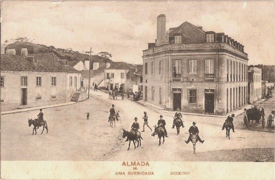 Almada Virtual Museum 2014