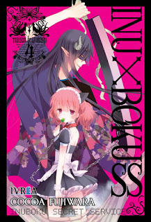 "Reseña ""Inu x Boku SS"" vol. 4 de Kokoa Fujiwara - IVRÉA"