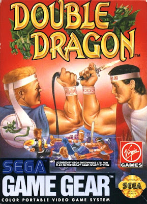 Review - Double Dragon - Game Gear
