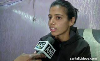 bhawna jatt,santali video,santalivideos.com,news ,gk bhawna jatt olaympic