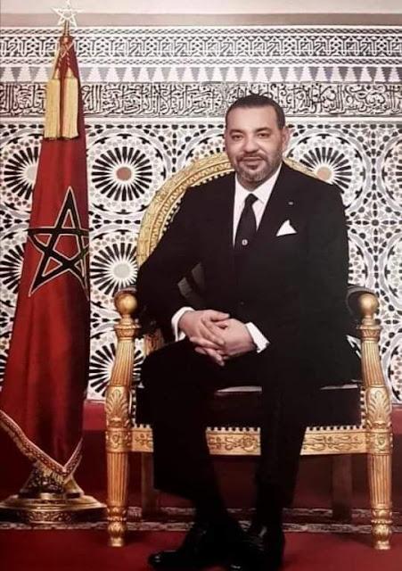 اعتماد صورة جديدة للملك محمد السادس و اعتبارها رسمية