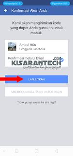 Cara Mengembalikan Facebook Yang di hack