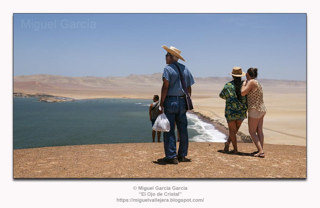 Desierto de Paracas.