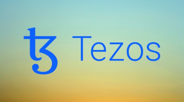 Gambar Tezos (XTZ) Cryptocurrency
