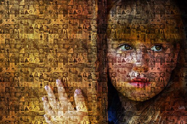 Photoshop Mosaic