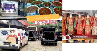 Rendang Kokoci Khas Kab. Lima Puluh Kota