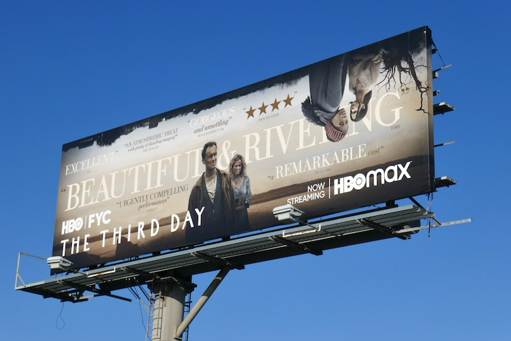 Third Day HBO FYC billboard