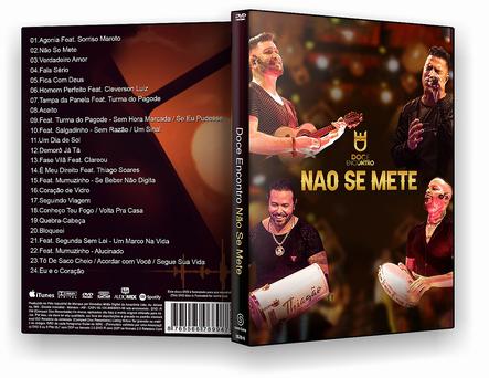 DVD Doce Encontro - Não se Mete - ISO