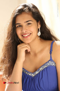 Actress Prasanna Stills in Blue Short Dress at Inkenti Nuvve Cheppu Movie Platinum Disc Function  0087.JPG