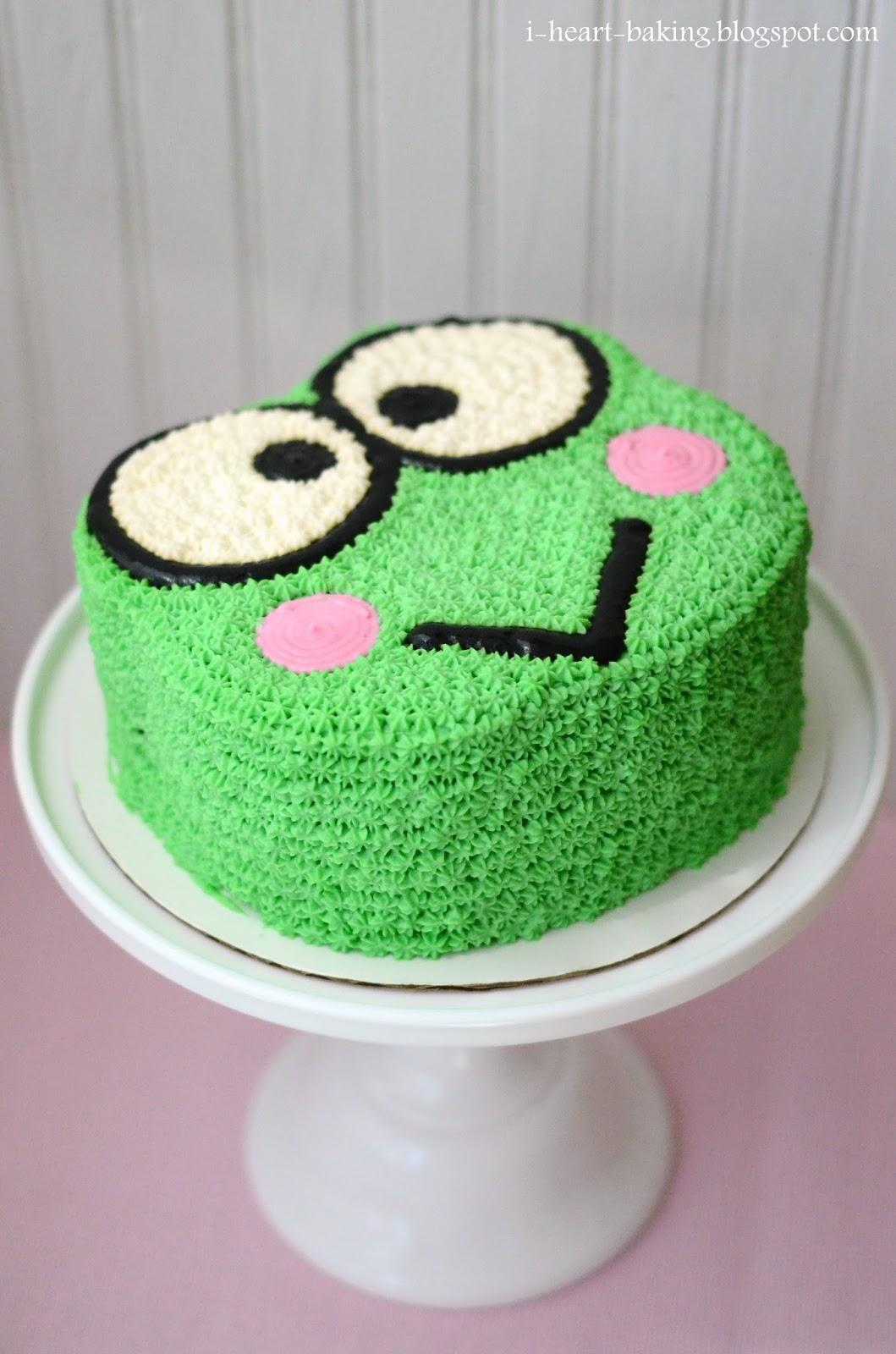 Mint Birthday Cake Asda