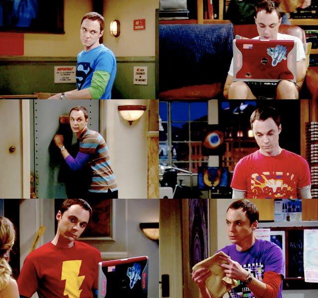 Listas Inúteis Frases Sheldon Cooper