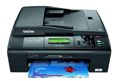 s stack as well as kind capabilities for added convenience Brother DCP-J715W Driver Downloads