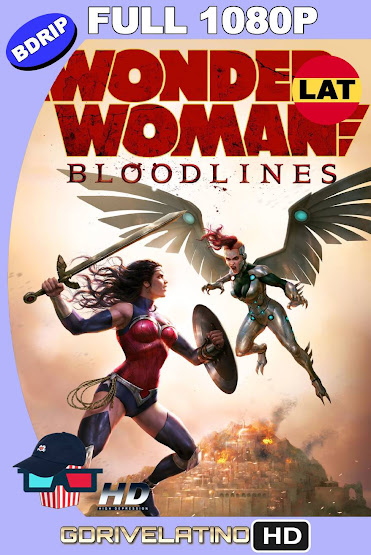 La Mujer Maravilla: Linaje (2019) BDRip 1080p Latino-Ingles MKV