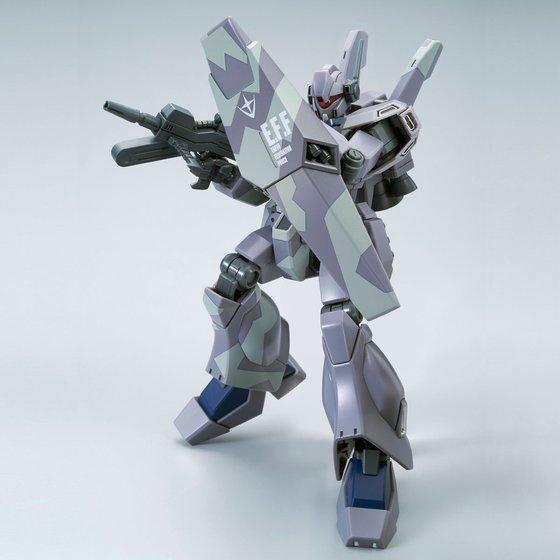 P-Bandai: HGUC 1/144 RGM-89D Jegan D Type (Camouflage Ver.)