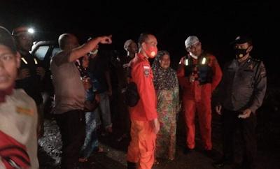 Didatangi Air Bah, 11 Orang Terjebak di Pemandian Batu Jalur Serdang Bedagai