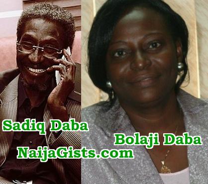 sadiq daba yoruba wife