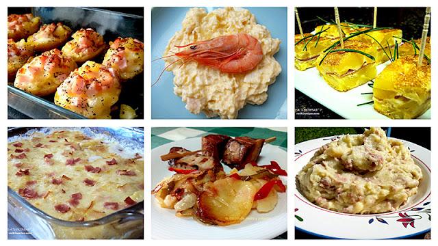 6 recetas con patatas fáciles y económicas